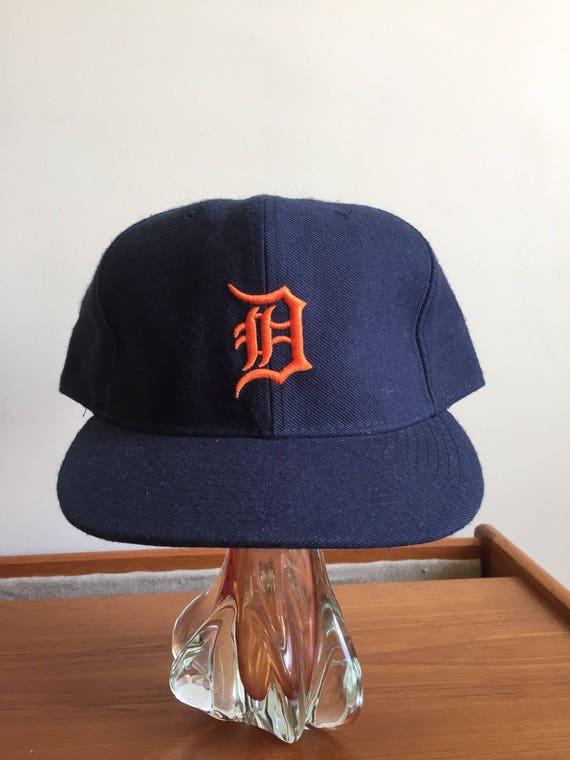 ac76364576f Vintage Detroit Tigers Authentic Diamond MLB New Era Major