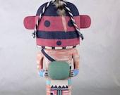 Traditional Hopi Dragonfly Kachina Larry Melendez