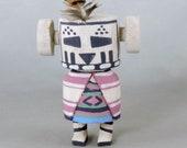 Traditional style Miniature Kachina by Larry Melendez
