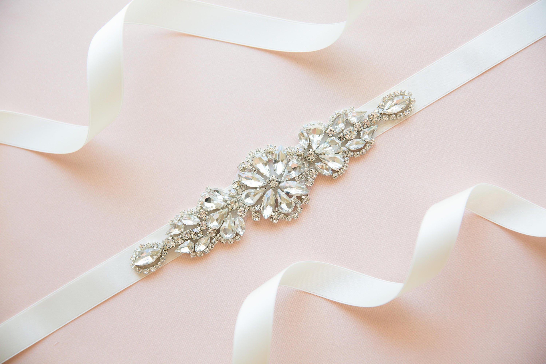 Bridal Belt Wedding Sash Etsy Accessories Vpd 3 Image 0