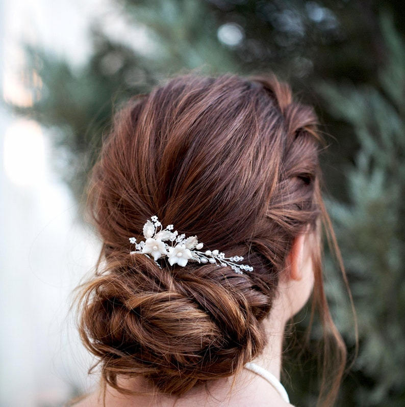 wedding hair accessories wedding hair piece bridal hair accessories Bridal hair piece bridal hair pins bridal headpiece