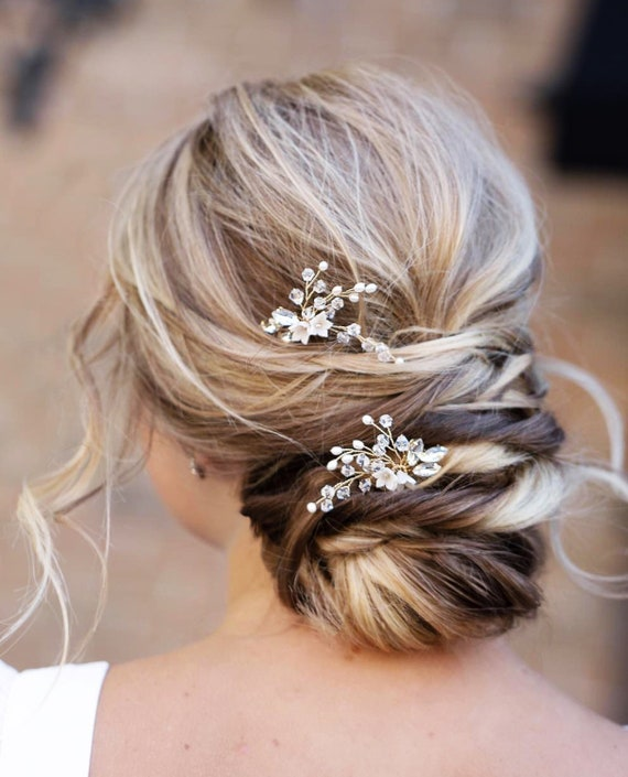 Bridal headpiece - bridal hair piece - bridal