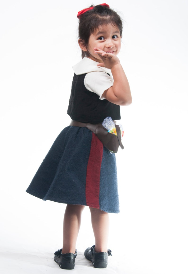 33132222fd9f6 Han Solo Toddler Inspired 1950s Outfit