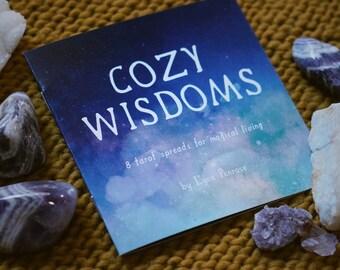 Cozy Wisdoms Tarot Zine