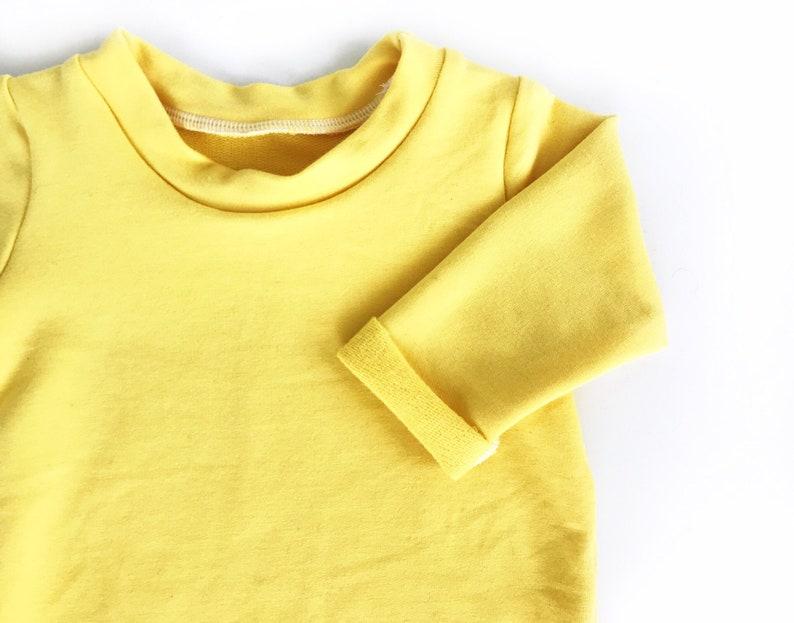 177d5fee3733 Yellow kids clothing set Toddler Girl Clothes Toddler Boy