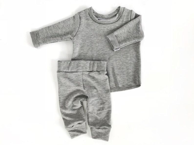 28766c858573e Vêtements de bébé neutre sexe vêtements pour petit garçon