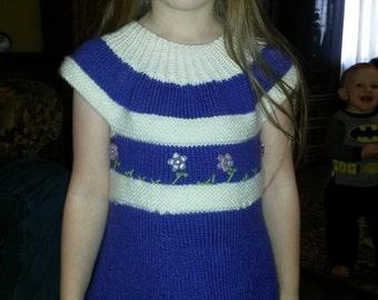 Multicolored Top/Dress