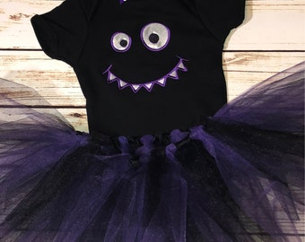 baby spider halloween costume onesie spider costume with tutu and bow