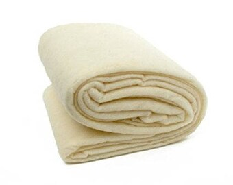 Wool Batting - Merino Wool Batting - Quilters Dream Batting - Quilting - Quilt