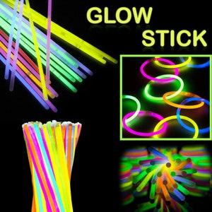 Personalized Flashing Glow Stick Personal Wedding Party Favor Glow In The Dark Sticks Baton Wand Wedding Supplies Personalizados 40 pc