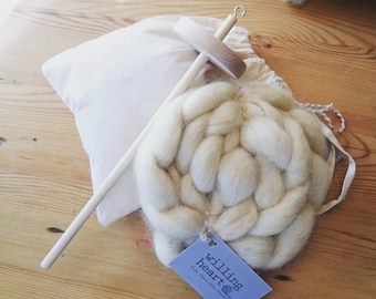 Rare Breed Wool Drop Spindle Kit