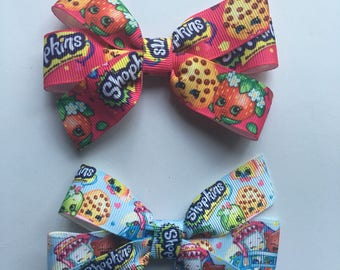 Shopkins Hairbows