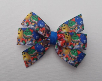 M&Ms Hairbow