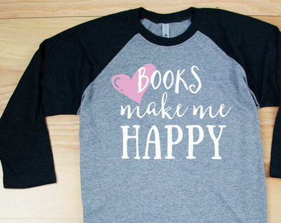 This Library is Kind of a Big Deal Librarian Tshirt | Super-soft 3/4 Sleeve Raglan T-shirt