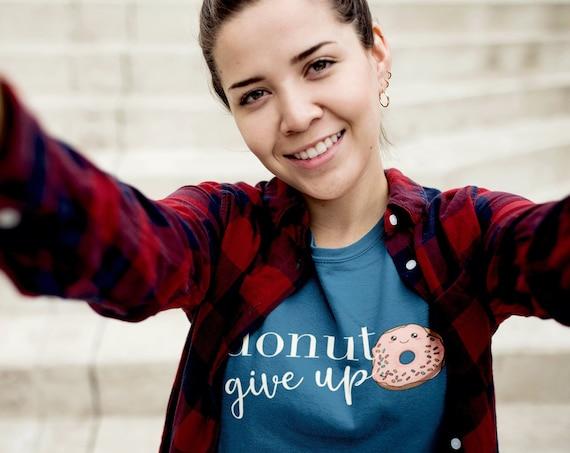 Donut Give Up Teacher T-shirt | Elementary Teacher Shirt |  Testing