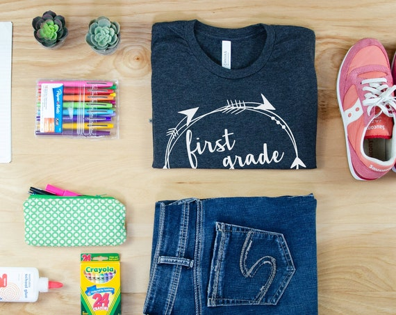 1st-5th Grade Tribe Unisex Teacher T-shirt