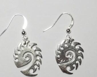 Zerg Earrings
