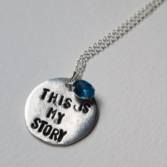 Final Fantasy X X 2 Spira Tidus Yuna This Is My Story Necklace