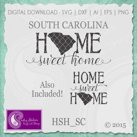 South Carolina SVG South Carolina State Svg Home Sweet Home | Etsy on arkansas home, missouri home, north carolina home, wa state home, south carolina home, nevada home, wisconsin home, idaho home, maryland home, alabama home, virginia home, indiana home,