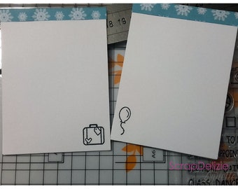 Take a note! -Decorated Mini notepads