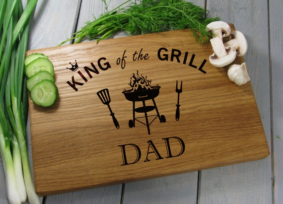 Father's Day Gift, Grilling Cutting Board