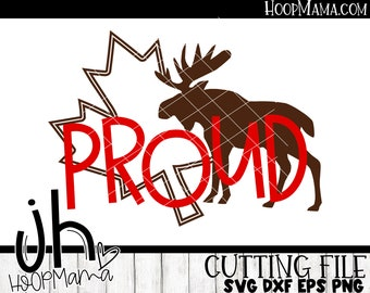 Canadian Welcome Adirondacks with Moosehead Canada Home svg dxf eps ai cut files for Cricut Silhouette /& other cutting machines