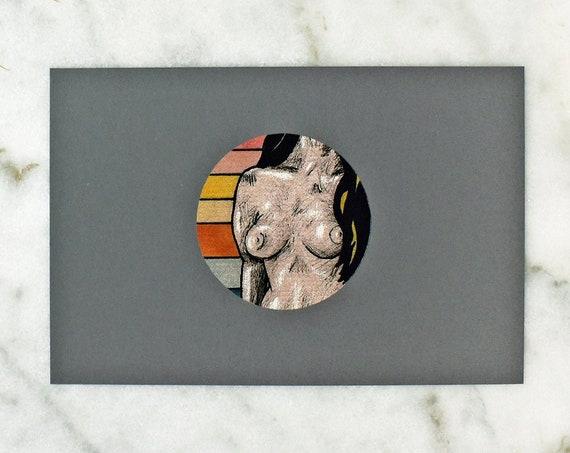 "Amanda // 4x6"" print"