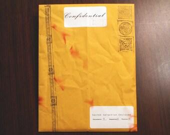 Blind Box Mystery Print Pack #14 [5 random erotic prints]