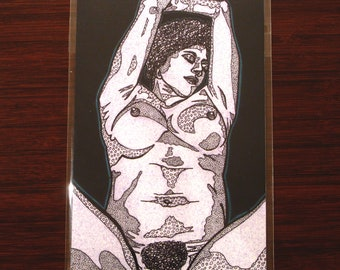 """Donna [open edition print, 4x6""""]"""