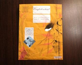 "Erotic Pop Art Print Mystery Pack ""Confidential"" #6 [5 random prints, possible sizes 4x6/8x8/8x10]"