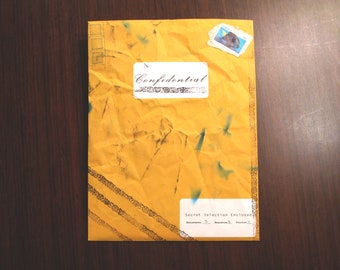 "Erotic Pop Art Blind Box Mystery Print Pack ""Confidential"" #11 [5 random prints, possible sizes 4x6/8x8/8x10]"