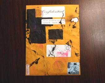 "Erotic Pop Art Print Mystery Pack ""Confidential"" #4 [5 random prints, possible sizes 4x6/8x8/8x10]"