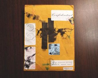 "Erotic Pop Art Print Mystery Pack ""Confidential"" #7 [5 random prints, possible sizes 4x6/8x8/8x10]"