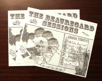 The Beauregard Sessions - limited 50