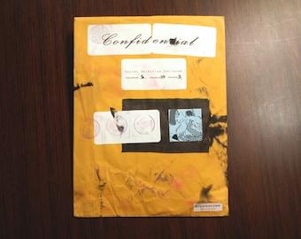 "Erotic Pop Art Print Mystery Pack ""Confidential"" #3"