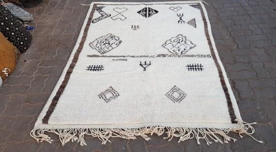 Beautiful Azilal Berber Carpets Berber Teppich Alfombras Etsy