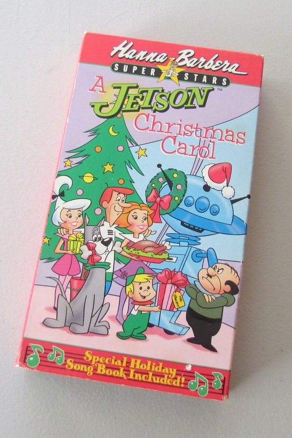 A Jetson Christmas Carol Classic Children\'s Movie Hanna | Etsy