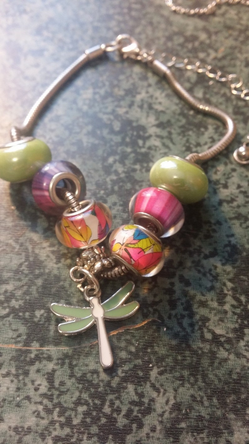 European Style Bracelet *Spring*