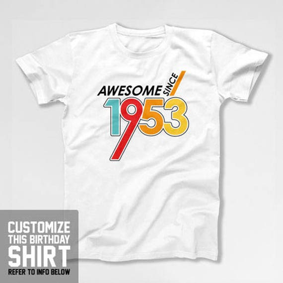 Funny Birthday Gift Ideas For Men 65th Shirt Bday T