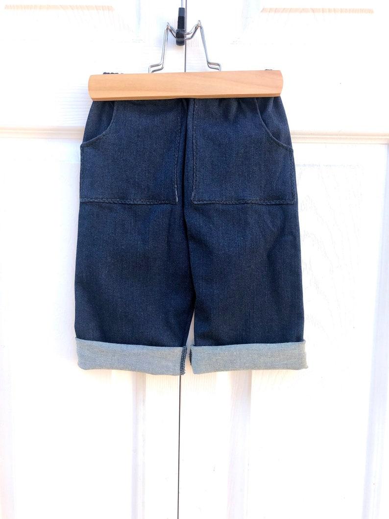 Denim culottes size 23