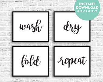 picture about Printable Laundry Signs identified as Laundry printable Etsy