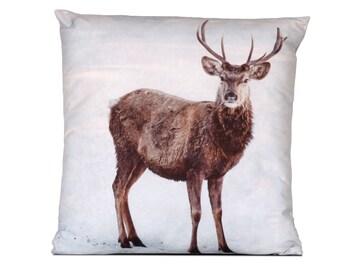 Decorative pillow Deer V