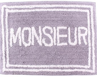 Bathroom rug MONSIEUR