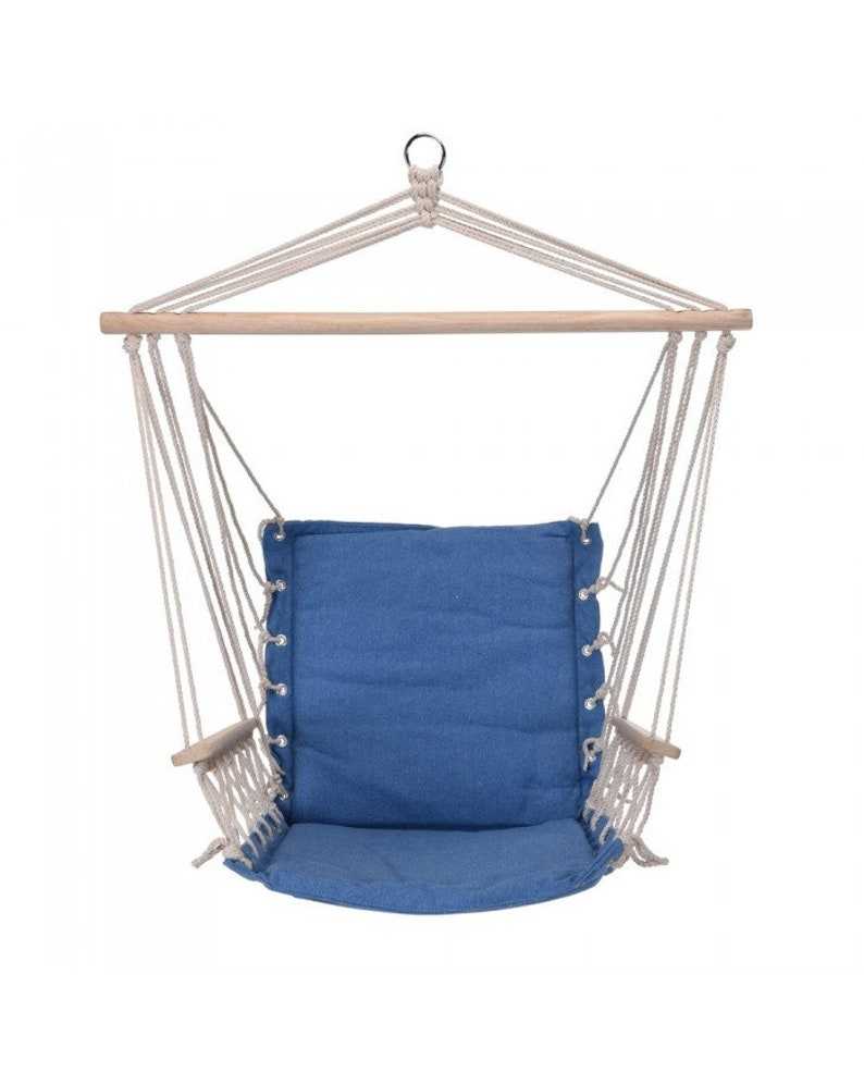 Hammock Chair With Armrests Etsy