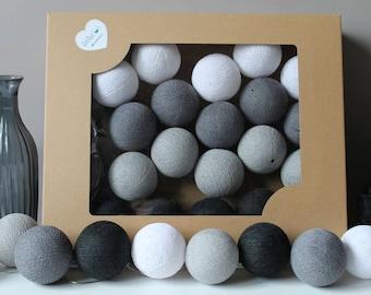 Cotton Balls Granitove 10 items