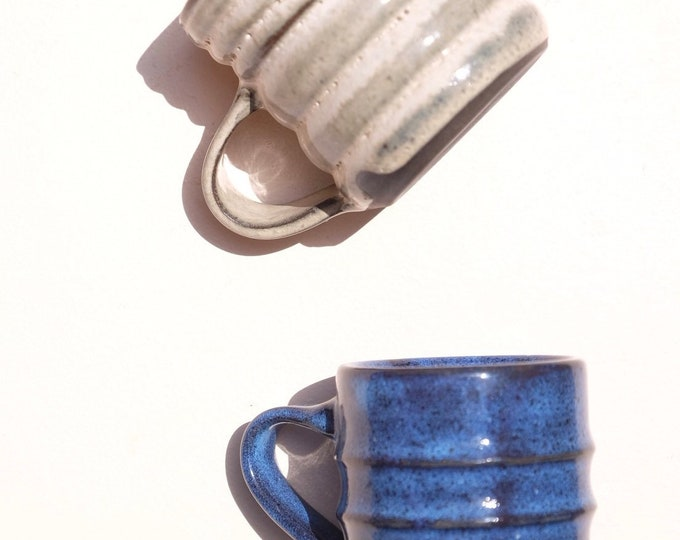 Little Textured Mugs