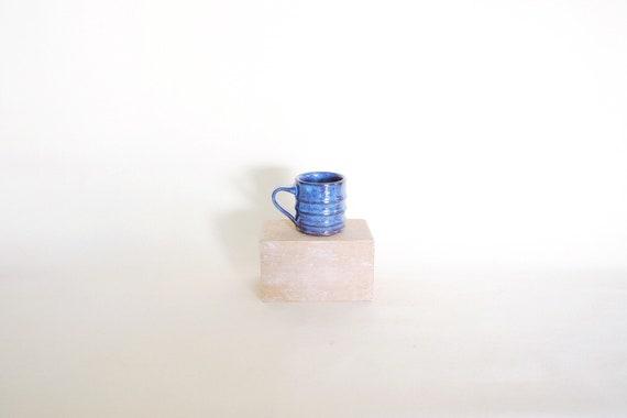 Blooming Blue Mugs