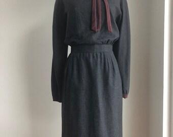 7e6624b3eb322 1990s dress - 1990s Valentino dress - vintage designer deess - 1990s  designer dress - authentic Valentino