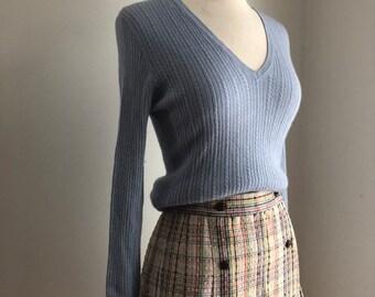 a374a241b Bergdorf Goodman's pullover sweater - 1990s pullover- vintage sweater -  vintage cachemire sweater - vintage cachemire pullover