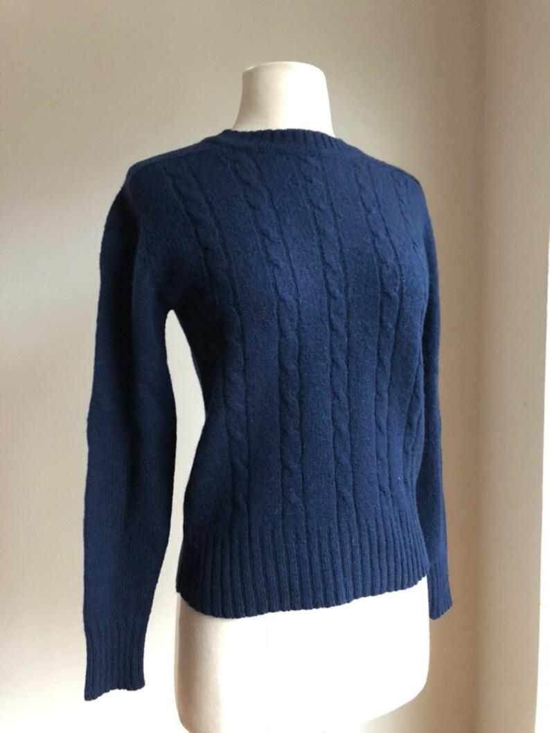 vintage sweater vintage bloomingdales wool sweater 1990s knit sweater 1990s sweater vintage wool sweater Bloomingdales sweater